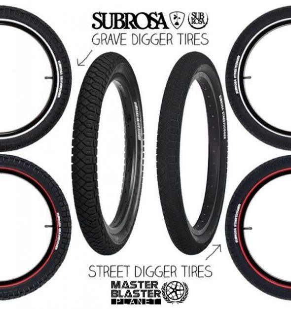 Subrosa Tires all upd