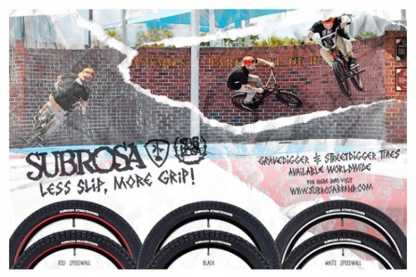 Subrosa tires all