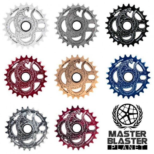 TSC Serpent sprockets colors UPD2
