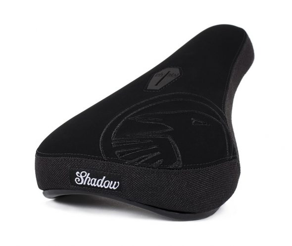 TSC Crow Mid seat BLACK on BLACK