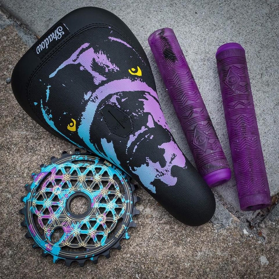The Shadow Conspiracy Surface Pedals Livid Purple